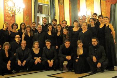 El Cor de Cambra Anton Bruckner