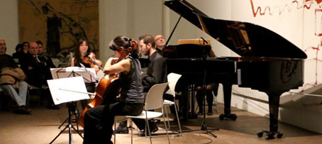 Carles Santos Obres De Cowell Cage Webern Stockhausen Mestres Quadreny Obres