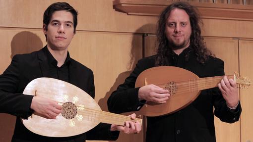 Els llaütistes Paul Kieffer i Ariel Abramovich actuaran el 31 de maig i oferiran un repertori de música italiana per a llaüt de la primera meitat del segle XVI