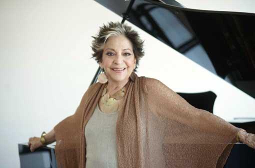 Teresa Berganza impartirà una classe magistral de cant. © Javier del Real