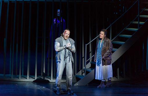 Il prigioniero. Ievgueni Nikitin i Jeanne-Michèle Charbonnet. © Antoni Bofill