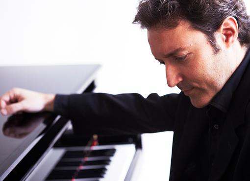 El pianista Daniel Ligorio (foto d'arxiu)
