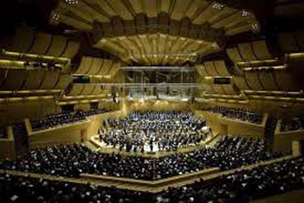 Dues orquestres, dos concerts, dos escenaris a Munic