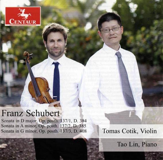 disc Centaur-Schubert-Tomas Cotik-Tao Lin