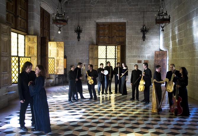 Capella de Ministrers. © Ivo Rovira i Ana Ponce