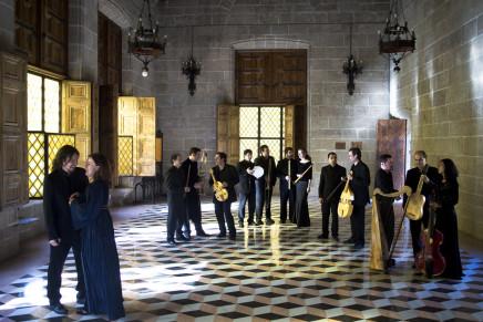 La música de Ramon Llull viatja amb Carles Magraner i la Capella de Ministrers