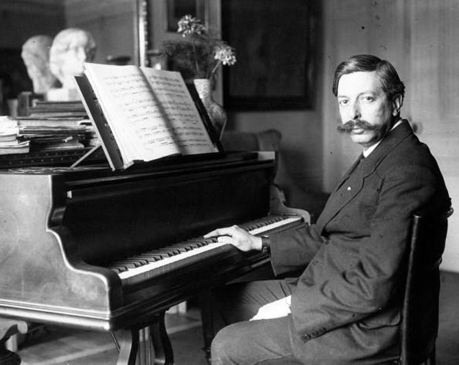 Enric Granados (1867-1916)