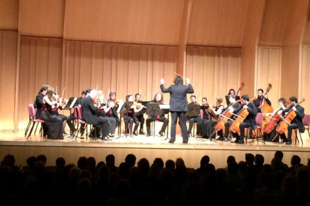 Quarta temporada de concerts de l'Orquestra Camera Musicae al Palau de la Música Catalana