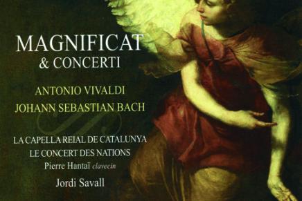 Magnificat de Bach i Vivaldi per Jordi Savall