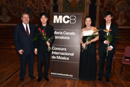 El pianista japonès Hiroo Sato guanya el Maria Canals