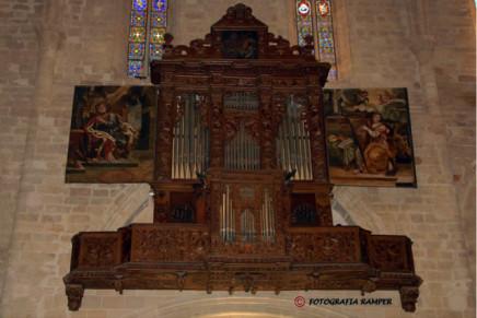 El Curs Internacional d'Interpretació de Música Antiga per a Orgue de Montblanc compleix 35 anys