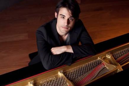 El compositor Marc Migó, premiat al Concurs Internacional Orient/Occident de Lviv