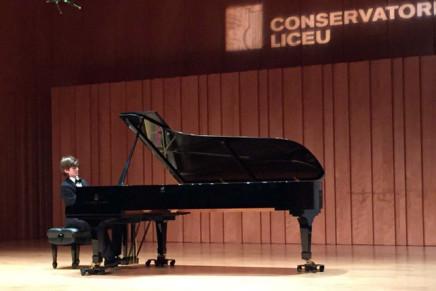 Daniel Kharitonov, un prodigi de la tècnica pianística