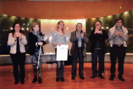 La violinista Elina Sitnikava guanya el 27è Concurs Internacional Paper de Música de Capellades