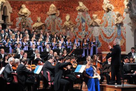L'Orfeó Català celebra el 125è aniversari amb diversos actes commemoratius