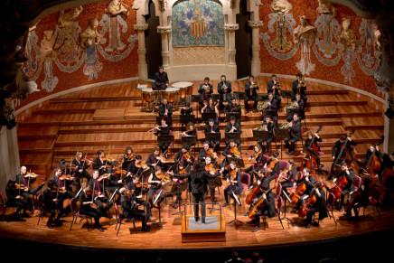 La 5a temporada de l'Orquestra Camera Musicae al Palau de la Música, més internacional