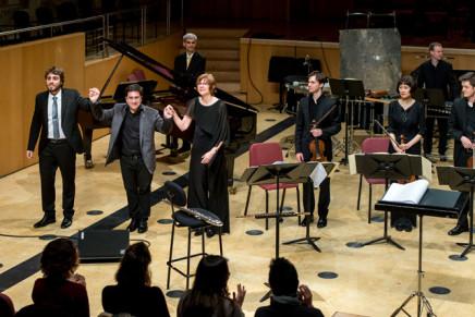 Ensemble Intercontemporain al Palau de la Música