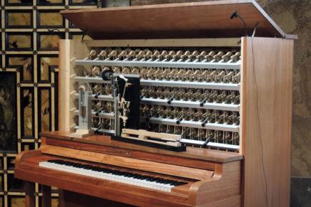 Un nou instrument: el diàfan 'diàphano'