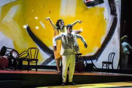 Estrena de l'òpera 'Cafè Kafka' al Palau de les Arts