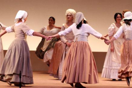 Resultat del Concurs Mirna Lacambra per accedir al XX Curs de Professionalització per a Joves Cantants d'Òpera