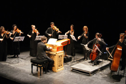 Vespres d'Arnadí inaugura festival d'estiu i presenta nou treball discogràfic