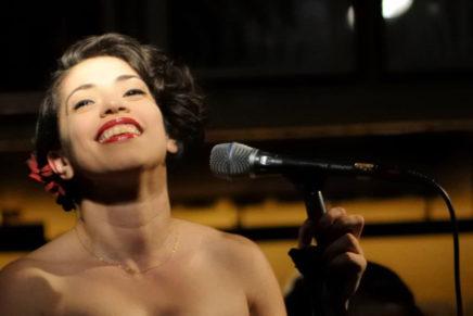Una Billie Holiday barcelonina: Myriam Swanson