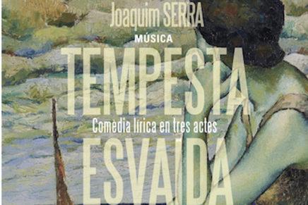 Reestrena a Reus de l'obra del teatre líric català 'Tempesta esvaïda' de Joaquim Serra