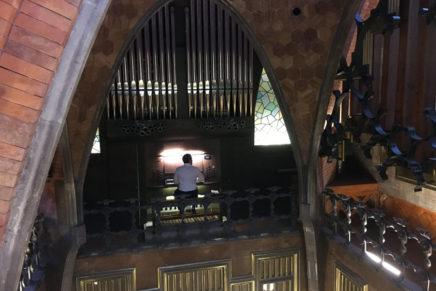 Gaudí & Bach