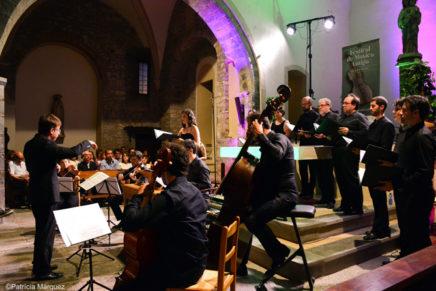 Un repertori atractiu de l'Ensemble O Vos Omnes al Femap 2016