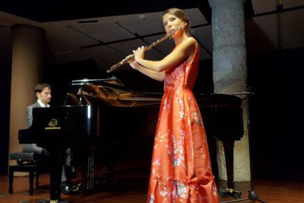La flauta màgica d'Elisabet Franch inaugura les cinquenes Residències Musicals