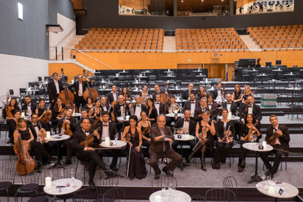Temporada de concerts 2016-17 de l'Orquestra Simfònica Sant Cugat