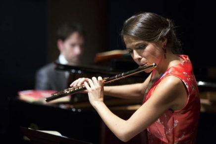 El CD 'Gypsy airs' de la flautista Elisabet Franch, premiat per l'Akademia Music Awards de Los Angeles