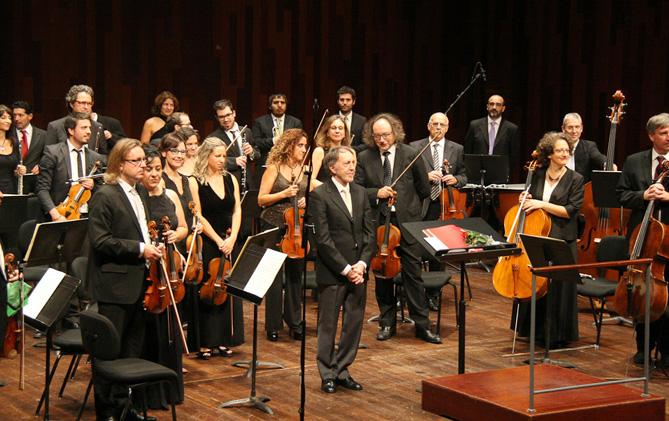 Orquestra de Cambra Catalana-Joan Pàmias