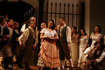 Mozart, Granados, Puccini i Bizet en la 35a temporada dels Amics de l'Òpera de Sabadell