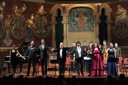 Estrena a Barcelona d''Alba eterna', òpera de Guinovart
