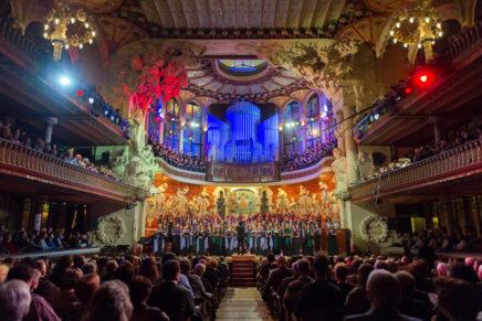 """Els cors de l'Orfeó Català presenten el Concert de Sant Esteve """"Escrit a les estrelles"""", amb direcció escènica de Marc Rosich"""