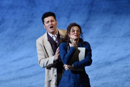'Werther' de Jules Massenet dóna la benvinguda al 2017 al Liceu