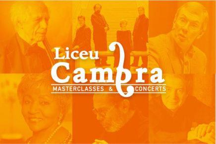 Liceu Cambra presenta 12 concerts i 26 'masterclasses' al Conservatori del Liceu