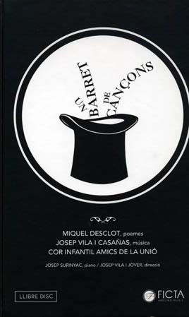 disc Ficta-Un barret de cançons-Josep Vila