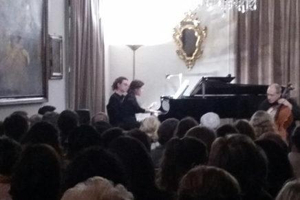 Concert magistral d'Asier Polo i Marta Zabaleta