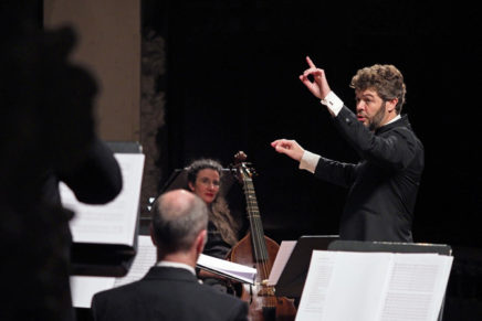 Heras-Casado arrisca i se'n surt amb Monteverdi
