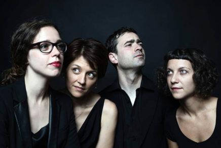El Dalia Quartet inicia una residència al Teatre de Sarrià