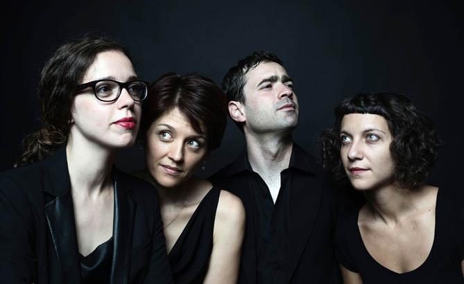 dalia-quartet