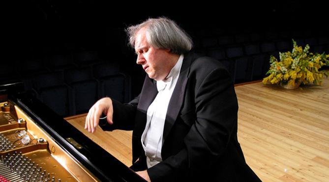 El pianista Grigory Sokolov (foto d'arxiu)