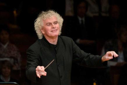 BCN Clàssics acull el comiat de Simon Rattle amb la Filharmònica de Berlín