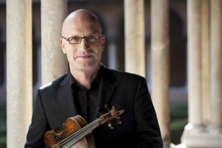 Entrevista a Gilles Colliard, director de l'Orquestra Barroca de Barcelona