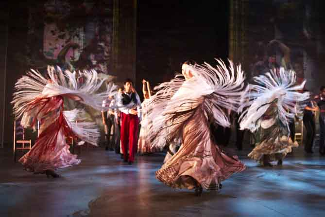 Ballet Nacional de España, Sorolla
