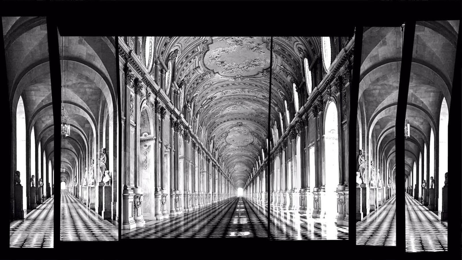 """Aleix Viadé ja va crear les imatges que es van projectar en la producció Dido & Aeneas del Cor Jove i del concert """"Els planetes i Star Trek"""" amb el Cor de Noies de l'Orfeó Català"""