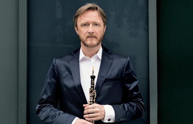 Albrecht Mayer. © Harald Hoffmann/DG