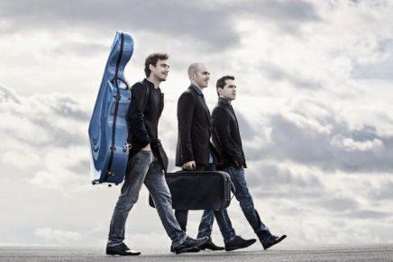 El Trio Fortuny obre el cicle de primavera-estiu del Jardí dels Tarongers